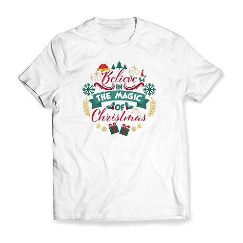 """Tricou """"Believe in the Magic of Christmas"""""""