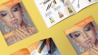 Design si Tiparire revista Nail&Shop