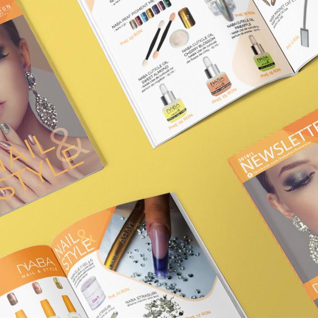 Design | Print brosură