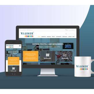 Design pagină we