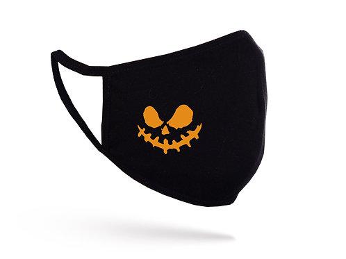 Mască Halloween neagră