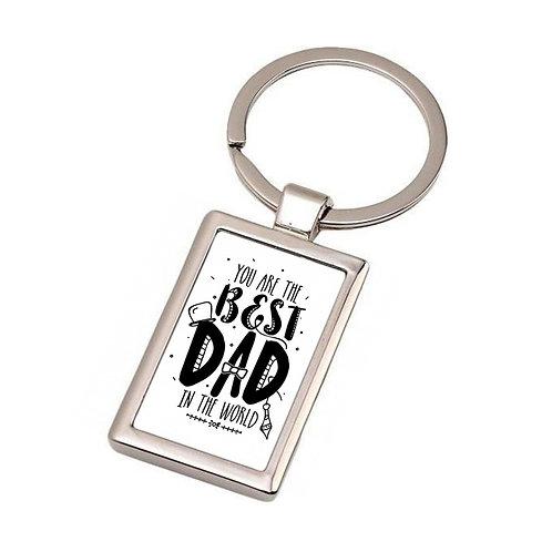"""Breloc """"Best Dad"""""""