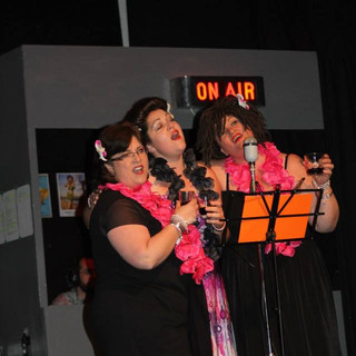 1940s Radio Variety Show, 2013