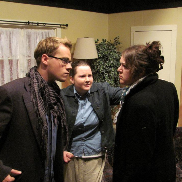 Curtain Up On Murder, 2012