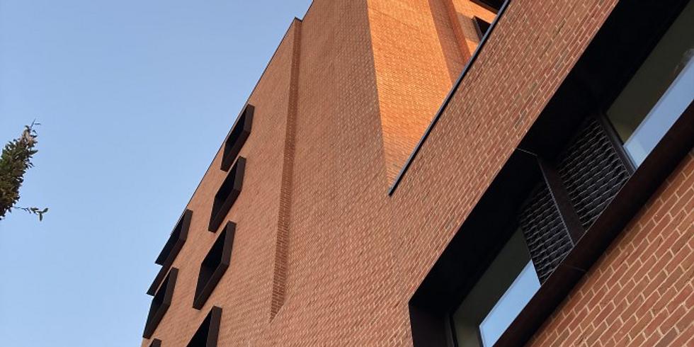 Duke Street student residences and the Riverside Walk
