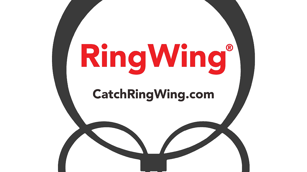RingWing® Sticker
