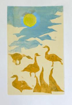 Bedouin Flock