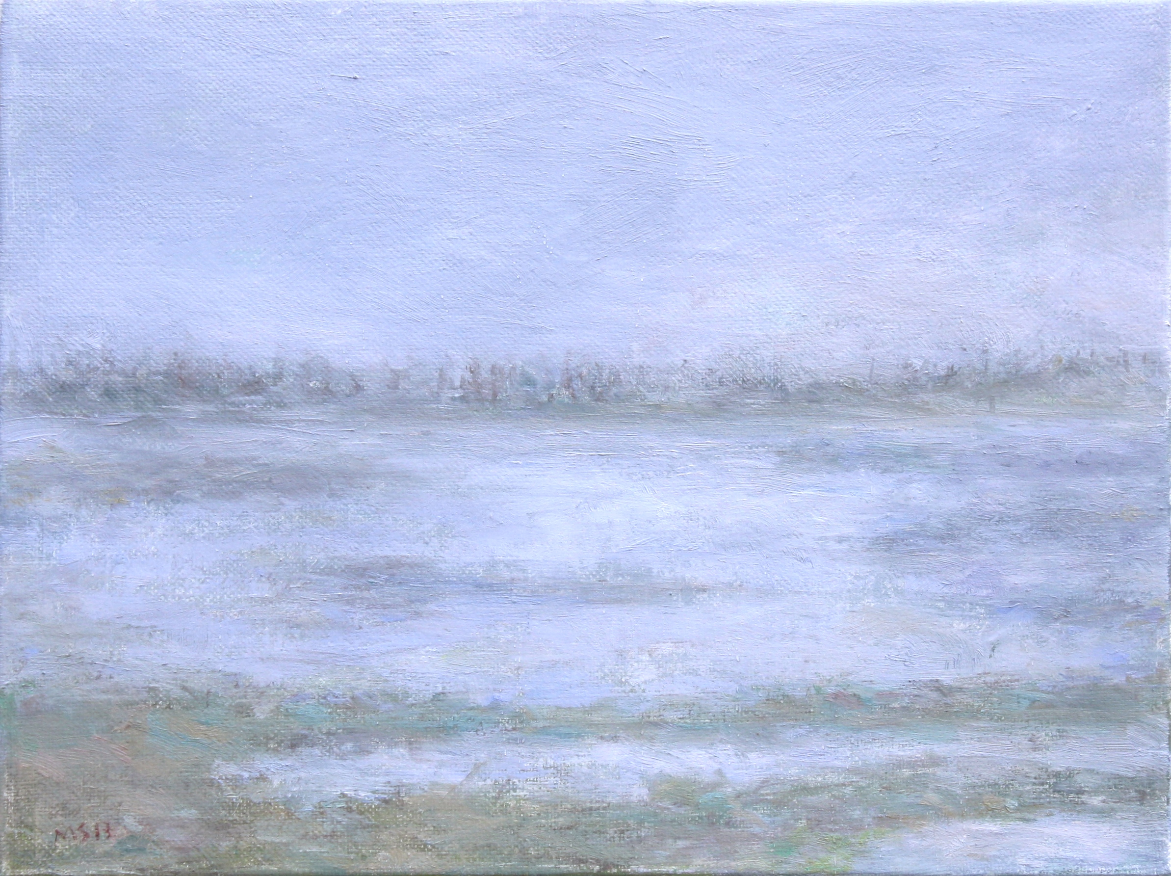 Estuary Fog