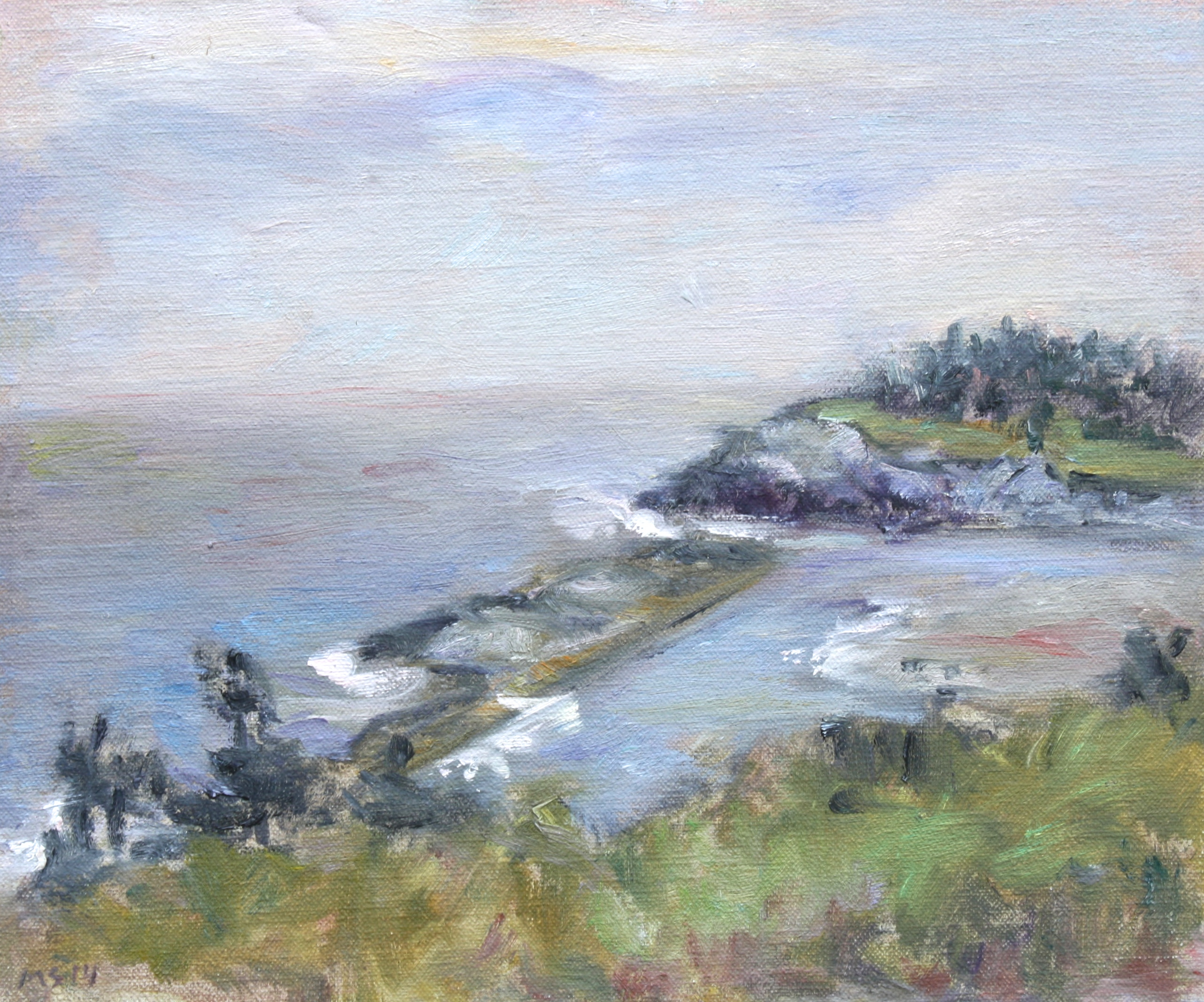 Ocean Barrier