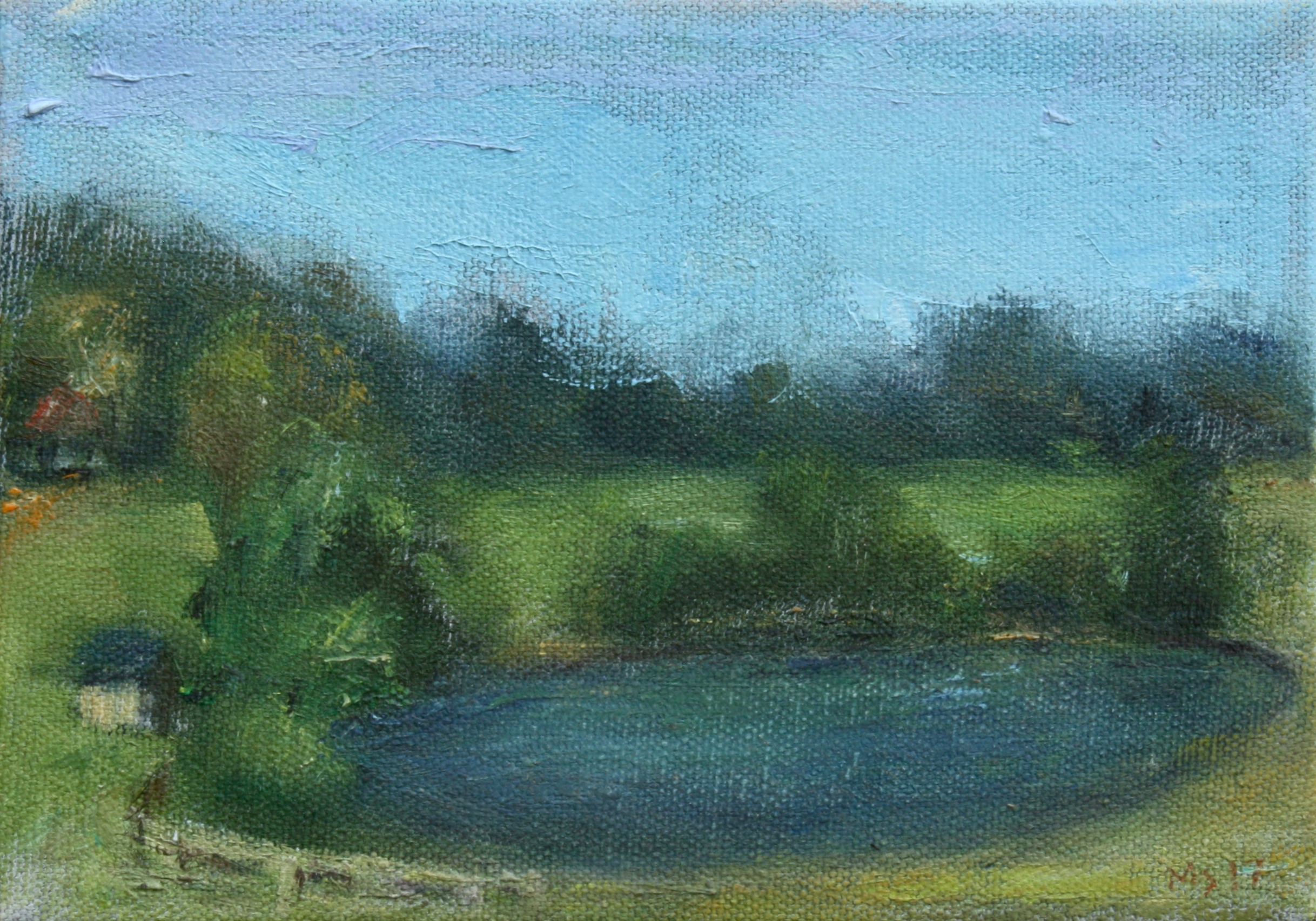 Ruff's Pond