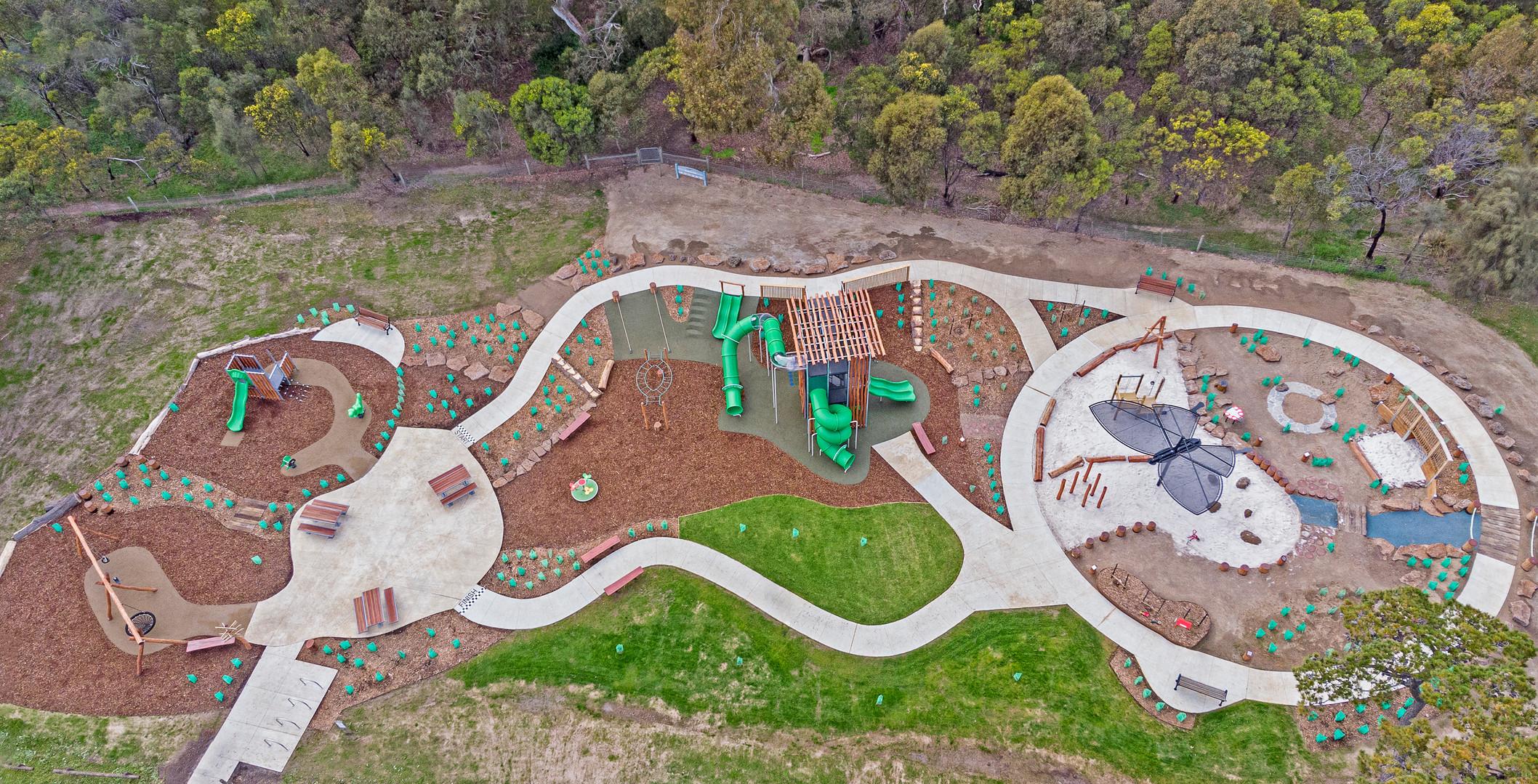 Kingston Park Playground