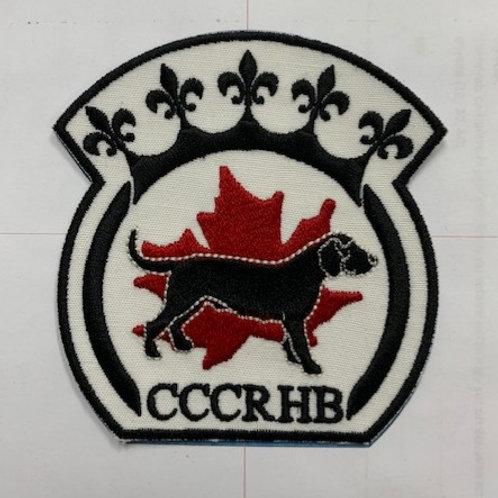 Écusson CCCRHB