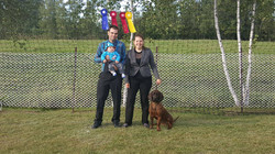 Famille Marleau et Ita - 2016