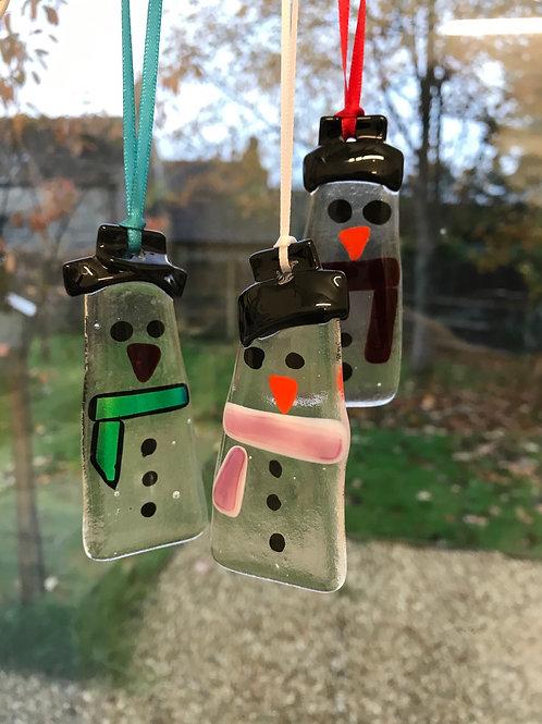 Christmas tree snowmen (boxed)