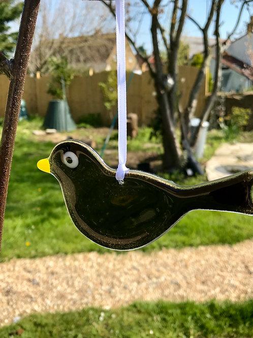 A Where Be That Blackbird To?