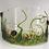 Thumbnail: Ladybird Fused glass Arc