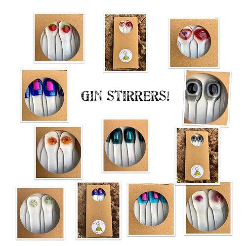 Gin stirrers - set of 4