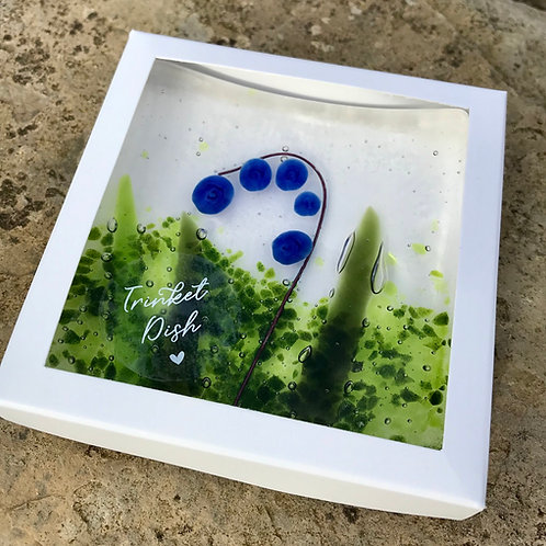 Bluebell Trinket Dish (Boxed)