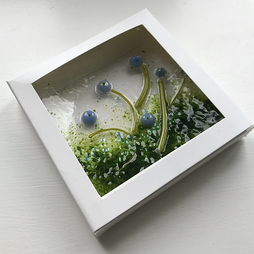 Forget-Me-Not Trinket Dish