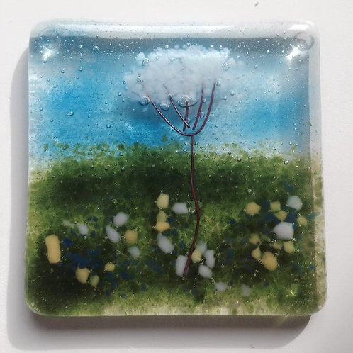 Hedgerow Coasters set of 4