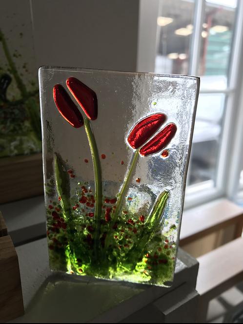 Tulip Tealight Panel Boxed