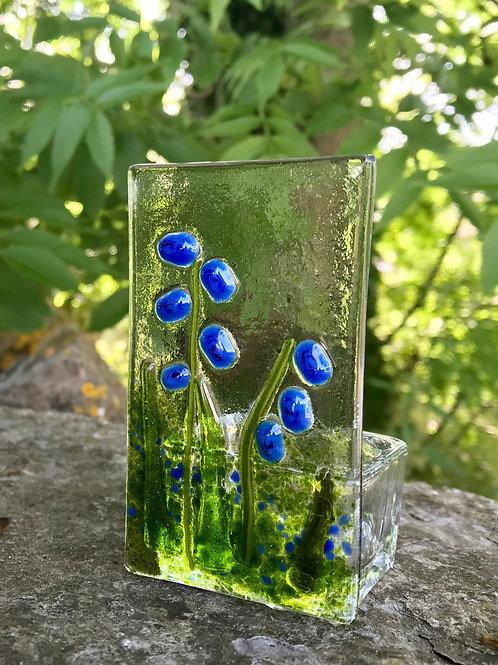 Bluebell Tealight Panel