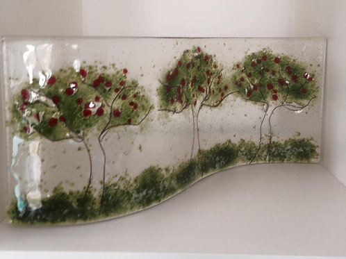 Orchard Wave Panels (Spring, Summer and Autumn).
