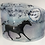Thumbnail: Prancing in the Moonlight - Fused Glass Horse Arc