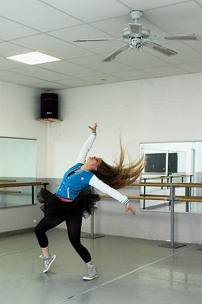cours de danse nadia K
