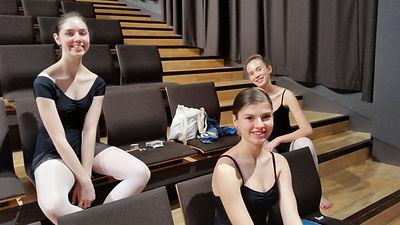 Stage CRR par NadiaK élèves suisses