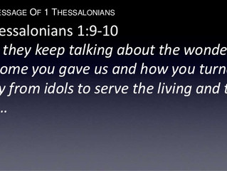 Are You Serving And Waiting?