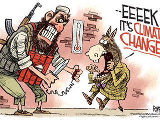 Are The Terrorists Mad Because It's Hot?