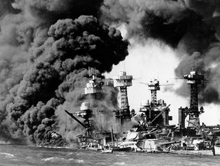 Remember Pearl Harbor But Not With Hatred