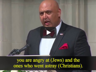 The Muslims Tried To Use Prayer Against Us
