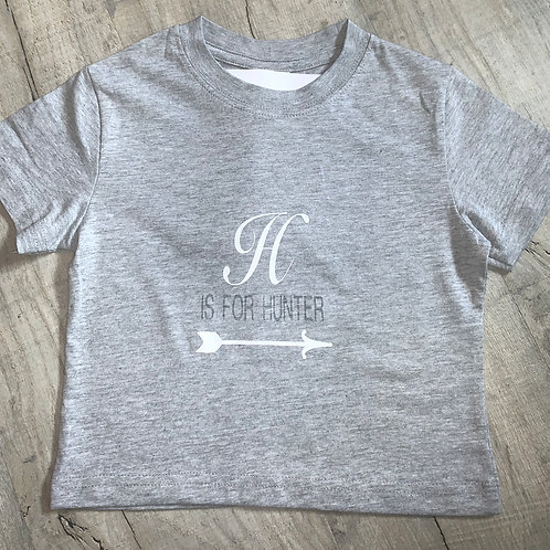 H is for Hunter T-Shirt