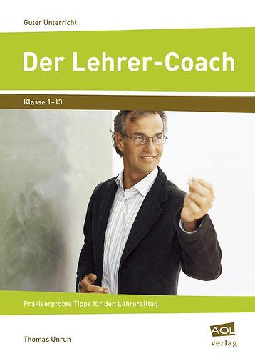 Der Lehrer-Coach beim AOL-Verlag.