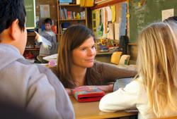 Guter Unterricht - In Kontakt mit den Schülern -  (c) Th.Unruh - guterunterricht.de