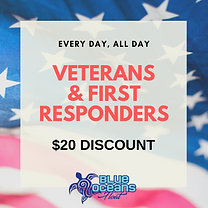 Veteran float discounts