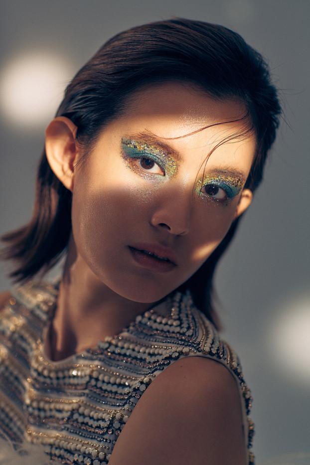 攝影師/江俊泰 造型師/謝宏展 Leo 模特兒/凱士國際娛樂 服裝/蒂米琪