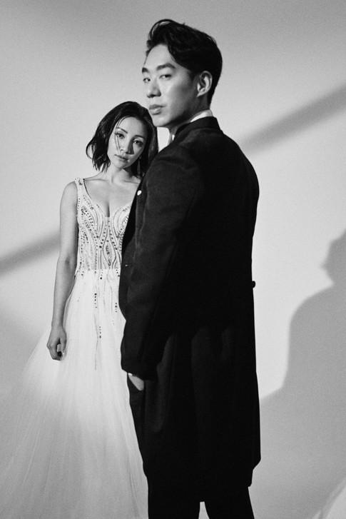 攝影師/江俊泰 禮服/S.SPOSA高級手工訂製婚紗 西服/御品典藏西服中山館