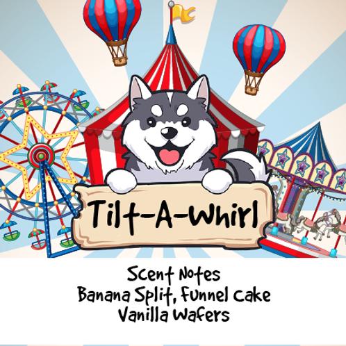 Tilt A Whirl - Banana Split + Funnel Cake + Vanilla Wafers
