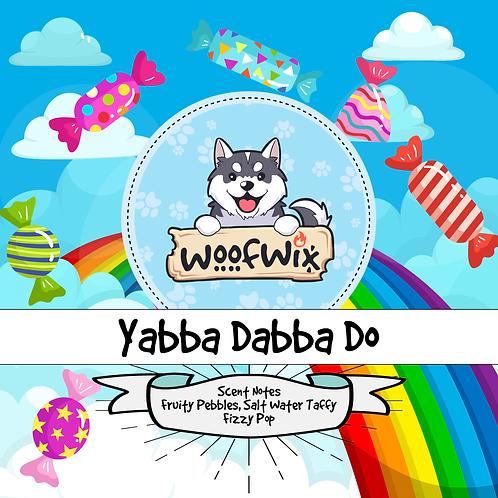 Yabba Dabba Doo (Fruity Pebbles + Salt Water Taffy + Fizzy Pop)