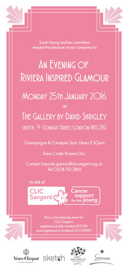 CLIC SARGENT Charity