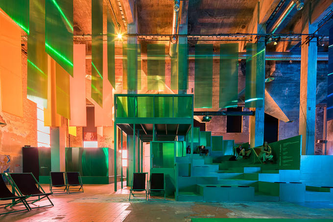 WE ARE THE REMIX - Roda Sten Konsthall 2