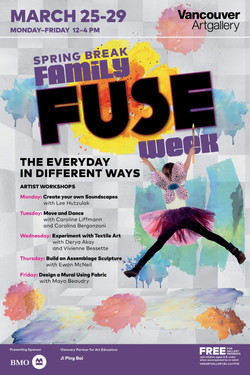Family Fuse Week Poster