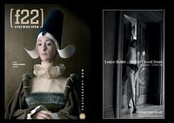 F22 Magazine Exhibition Advertisemen