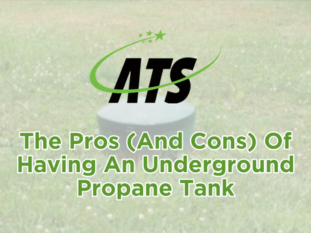 The Pros (And Cons) Of Having An Underground Propane Tank