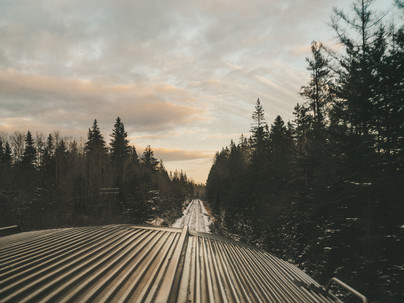 why Via Rail is the way to travel!