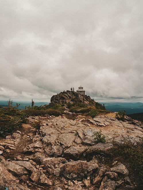 Mount Carleton #2 16x20