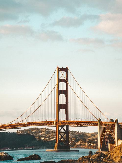 Golden Gate 11x14